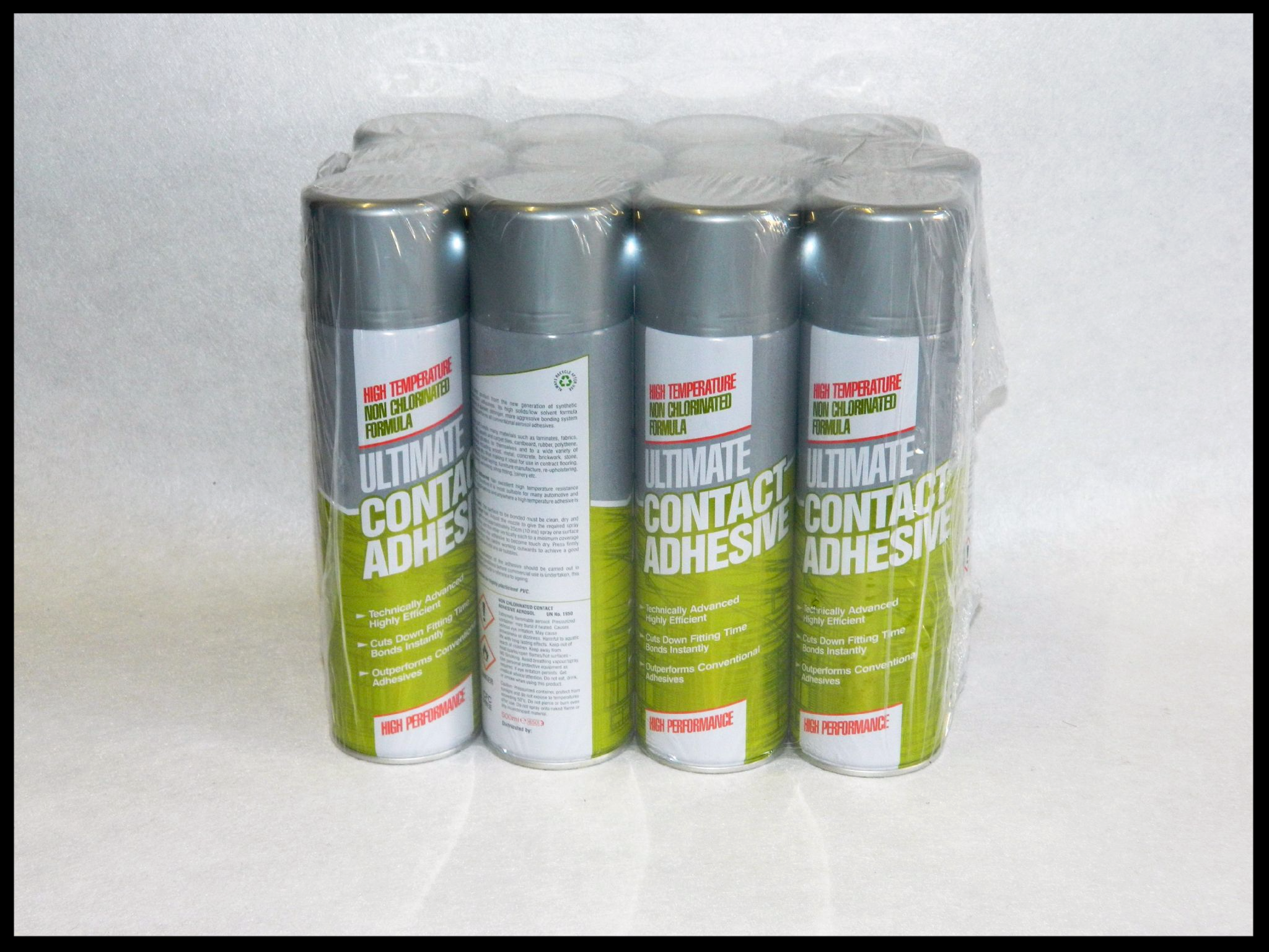 12 x Ultimate Contact Adhesive ( ECO FRIENDLY))