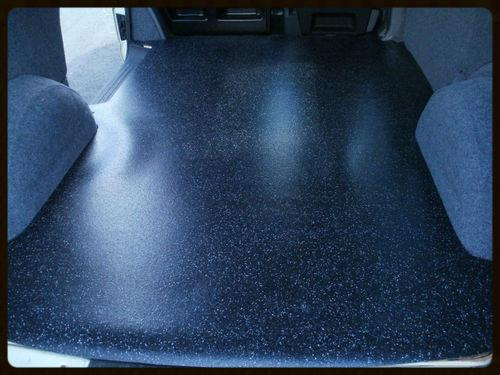 Altro Walkway cut floor to fit the VW T5/T6 SWB