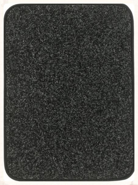 Anthracite Gel Backed carpet