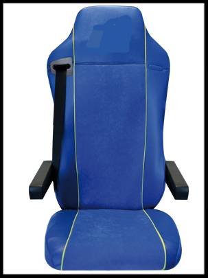 IVECO, MAN, MERC seat cover (MOD B)